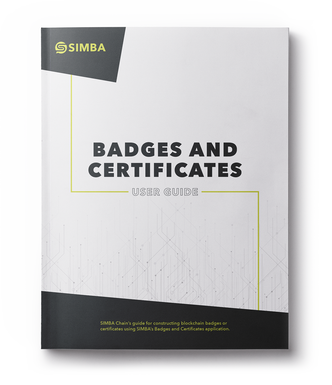 SIMBA Chain Badges and Certificates